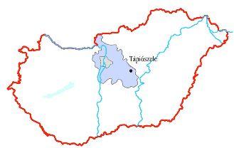 tápiószele térkép TELEPÜLÉSÜNK tápiószele térkép